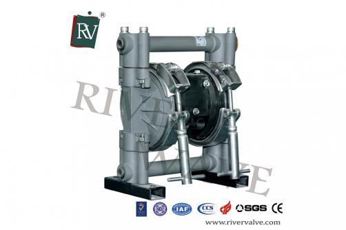 RV10 Diaphragm Pump(Aluminum)