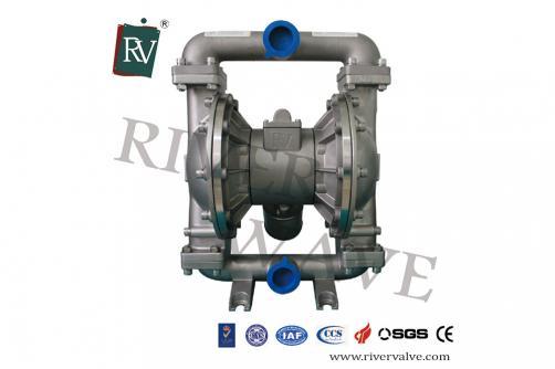 RV40 Diaphragm Pump (Full Stainless Steel)