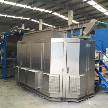 LPX450 Hanging Production Line For Cooling Rubber Sheet