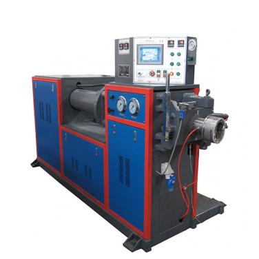 The 4th Generation of Silicone Conductive Tube Production Line